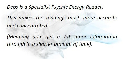 A Specialist Psychic Energy Reader