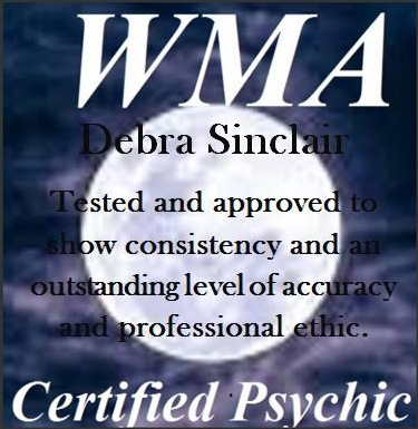 Certified and approved psychic