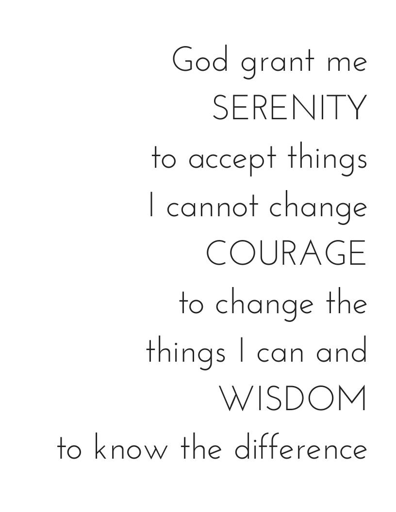 Serenity-Prayer-Printable