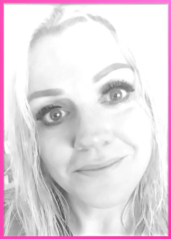 Debs photo pink
